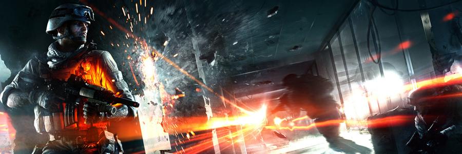 Battlefield 3 DLC Announcement