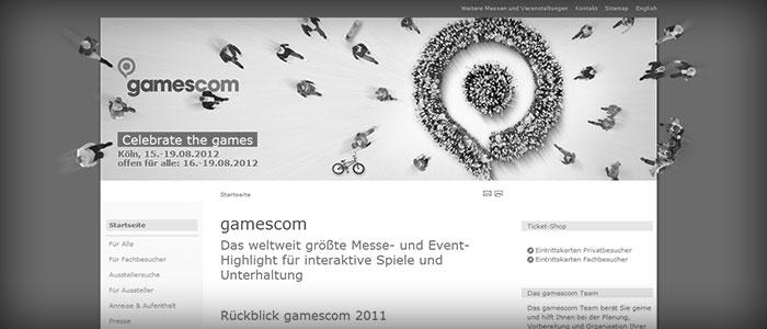 Gamescom - Keine Akkreditierung mehr für Privatleute - Teaser