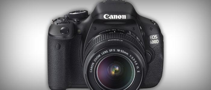Canon EOS 600D - Teaser