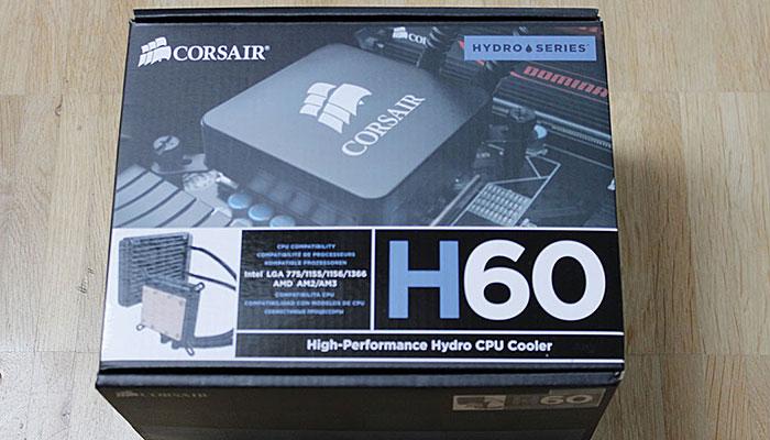 Corsair H60