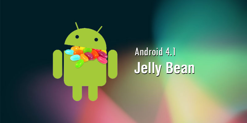 Android 4.1 - Jelly Bean
