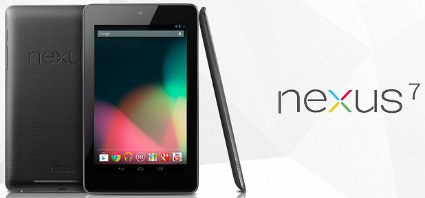 Das Google Tablet - Nexus 7