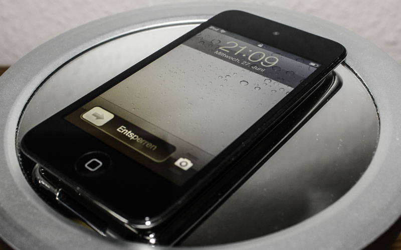 iPod Touch mit iOS 5