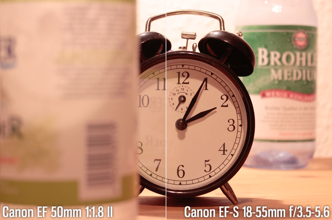 Canon EF 50mm 1:1.8 II - Review - Vergleichsbild 02