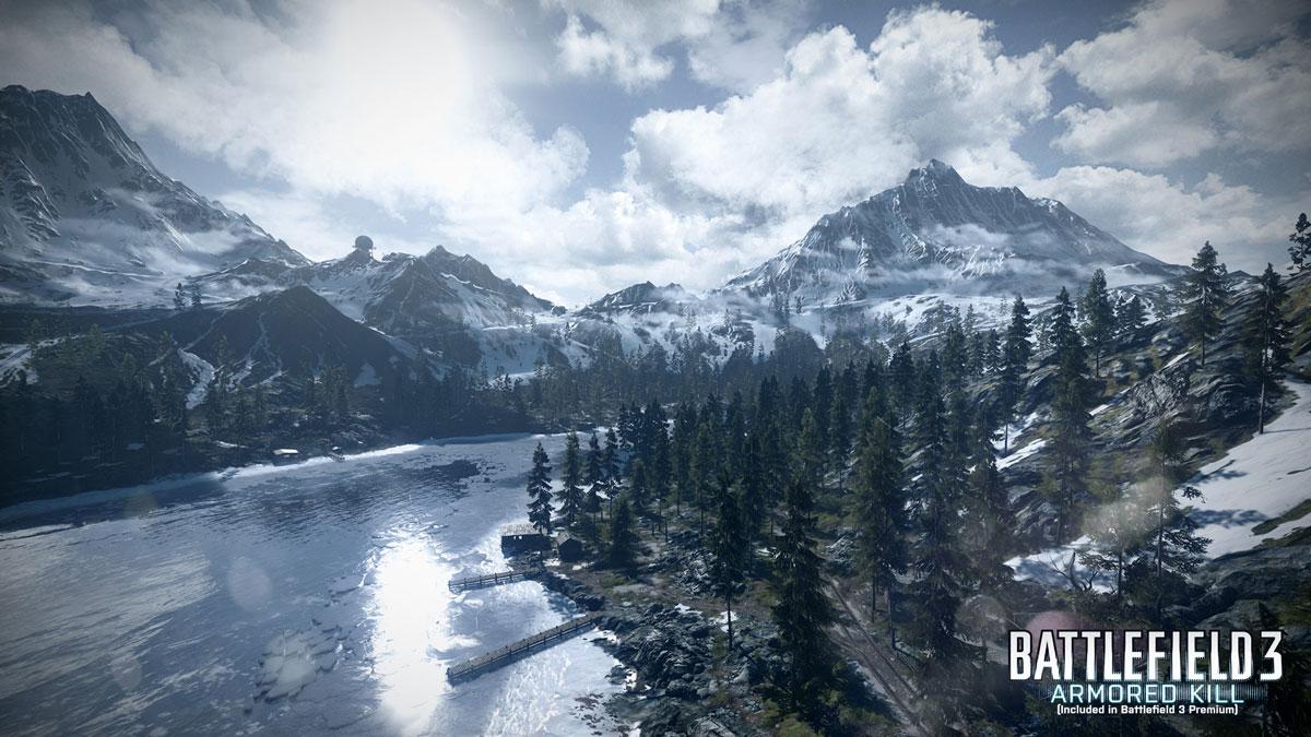 Amored Kill DLC - Battlefield wie es sein sollte - Screenshot 01