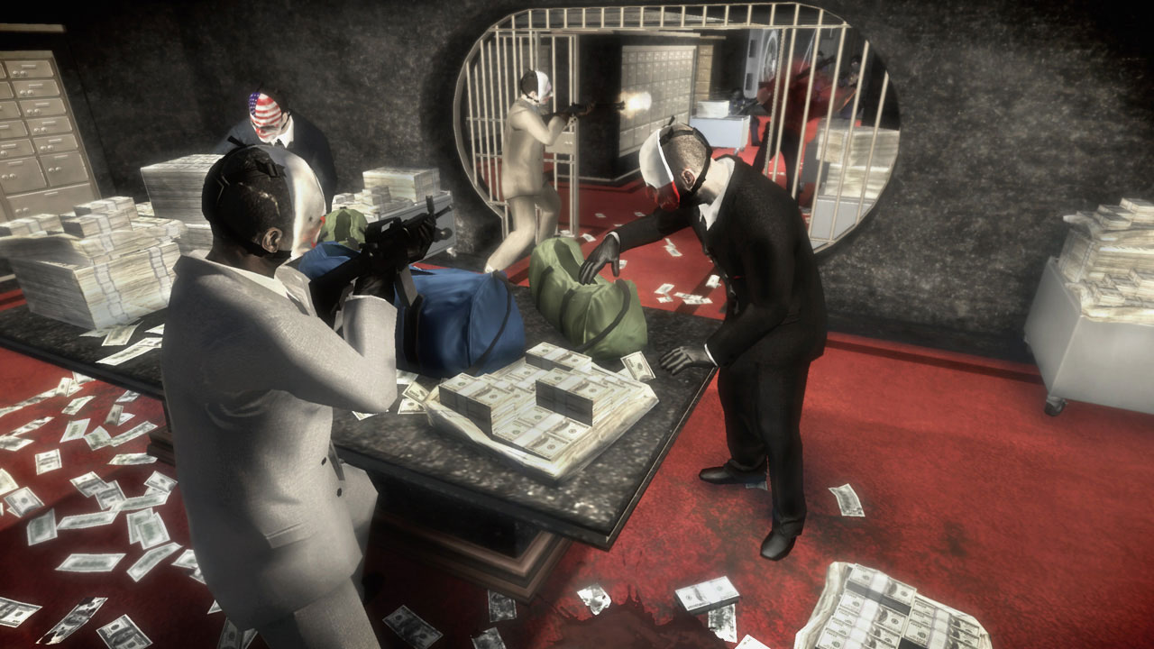 PAYDAY - The Heist | Screenshot