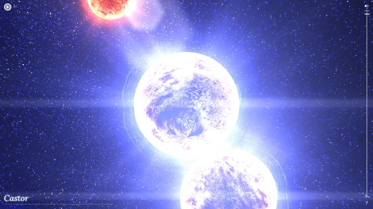 Google - Das Leuchten von 100.000 Sternen