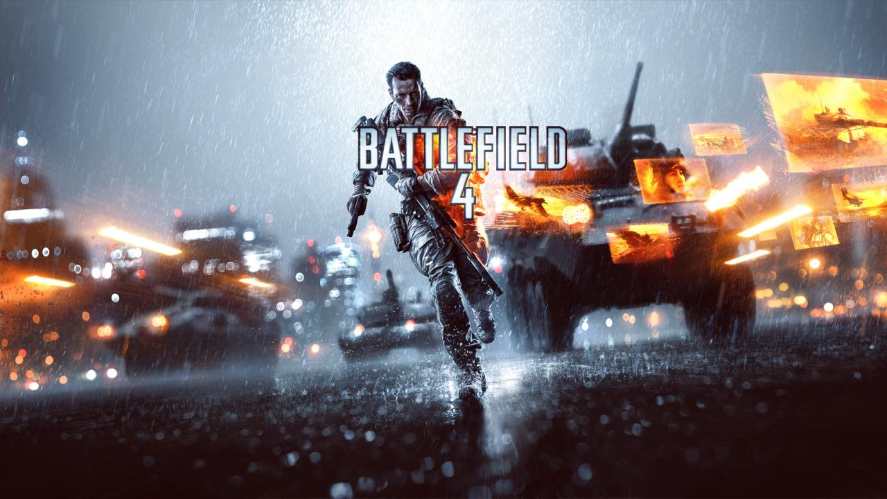 Battlefield 4 - Artwork