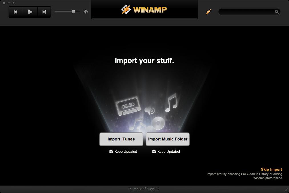 Winamp wird eingestellt