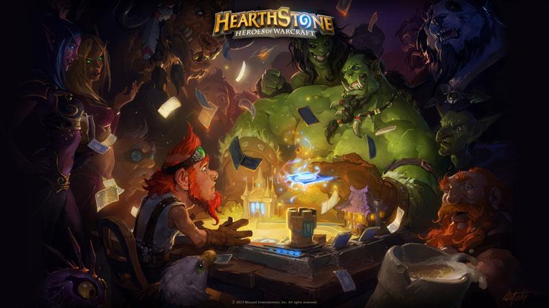 Hearthstone - Kartenspiel im Warcraft-Universum