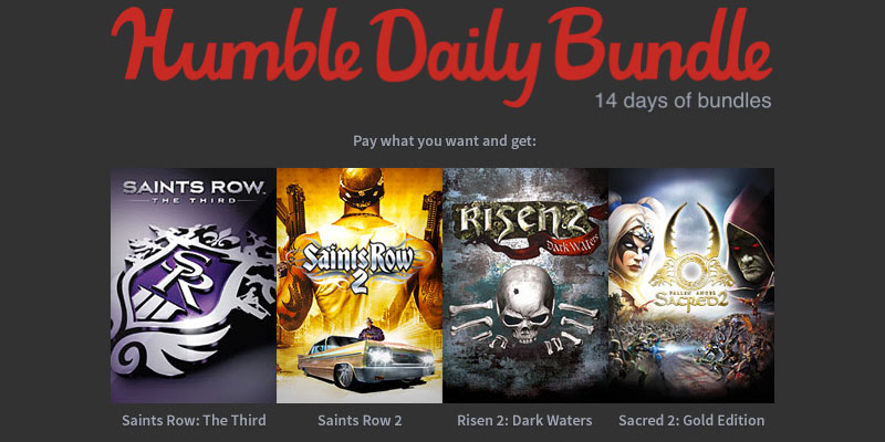 Humble Daily Bundle
