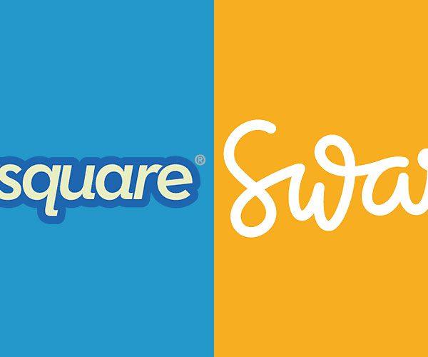 Foursquare und Swarm