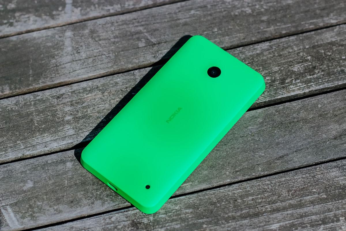 Lumia 630 - Bild 02