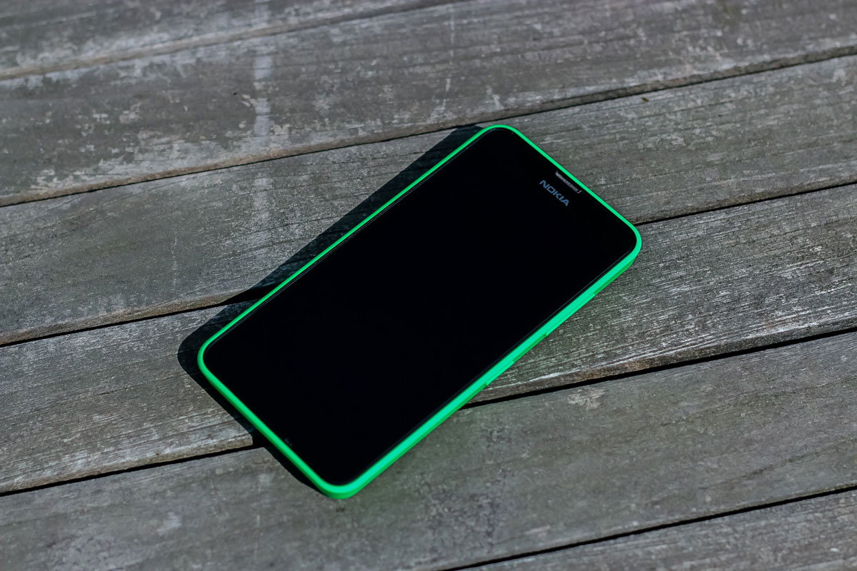 Lumia 630 - Bild 01
