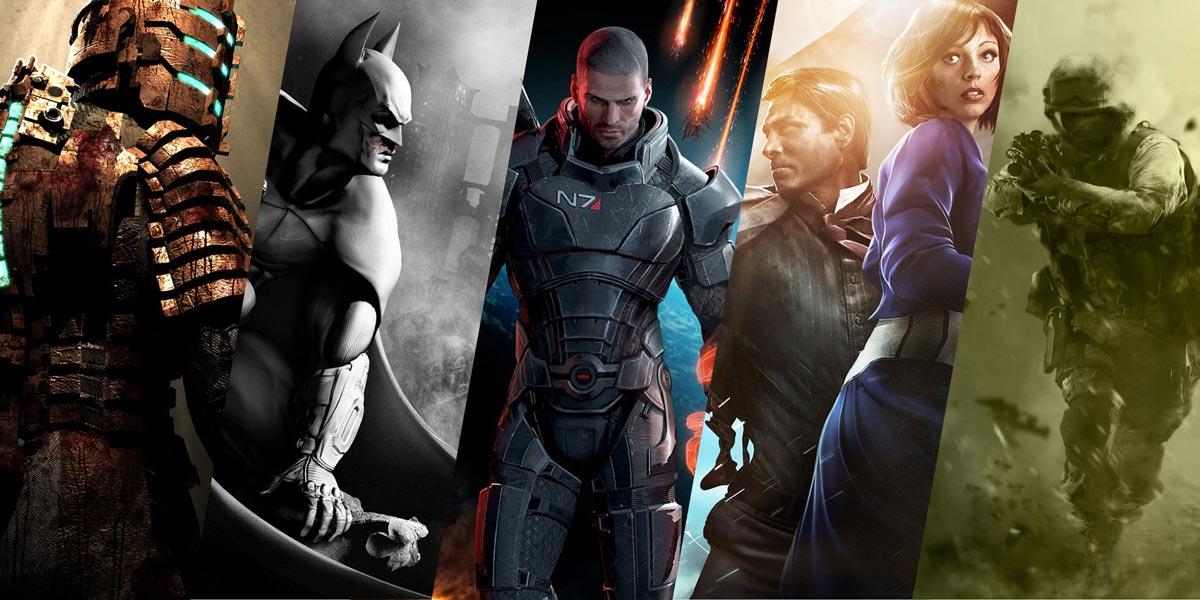 Meine Top 5 Videospiele mit der besten Story