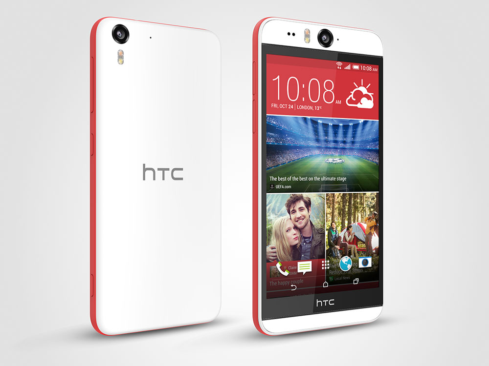 HTC Desire EYE - Pressebild