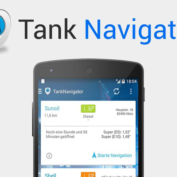 Tank Navigator